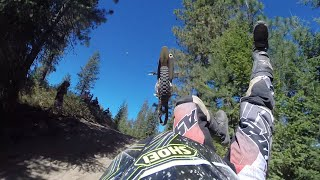 Biggest rookie dirt bike fail ever