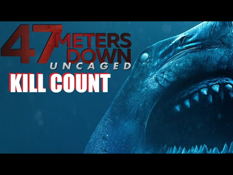 Download 47 METERS DOWN: UNCAGED (2019) | KILL COUNT
