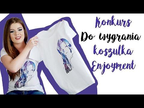 Konkurs - wygraj koszulkę kanału Enjoyment