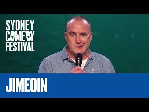 Jimeoin | Sydney Comedy Festival (2017)