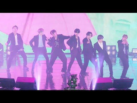 190811 방탄소년단 BTS Full ver. (Boy with luv + Idol + Mic drop 외 3곡) [Lotte Family Festival] 4K 직캠 by 비몽