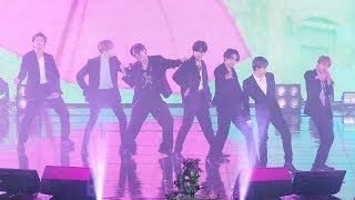 190811 방탄소년단 BTS Full ver. (Boy with luv + Idol + Mic drop 외 3곡) [Lotte Family Festival] 4K 직캠 by 비몽