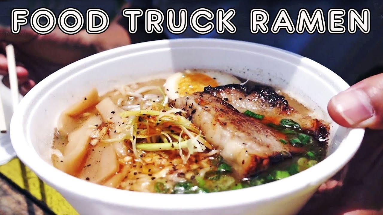 SHRIMP & RAMEN-Food Trucks in Hawaii