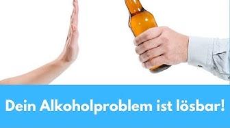 Dein Alkoholproblem ist lösbar - nur anders als Du denkst!