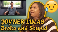 EMOTIONAL😰 Mom reacts to Joyner Lucas - Broke and Stupid (ADHD) | Reaction