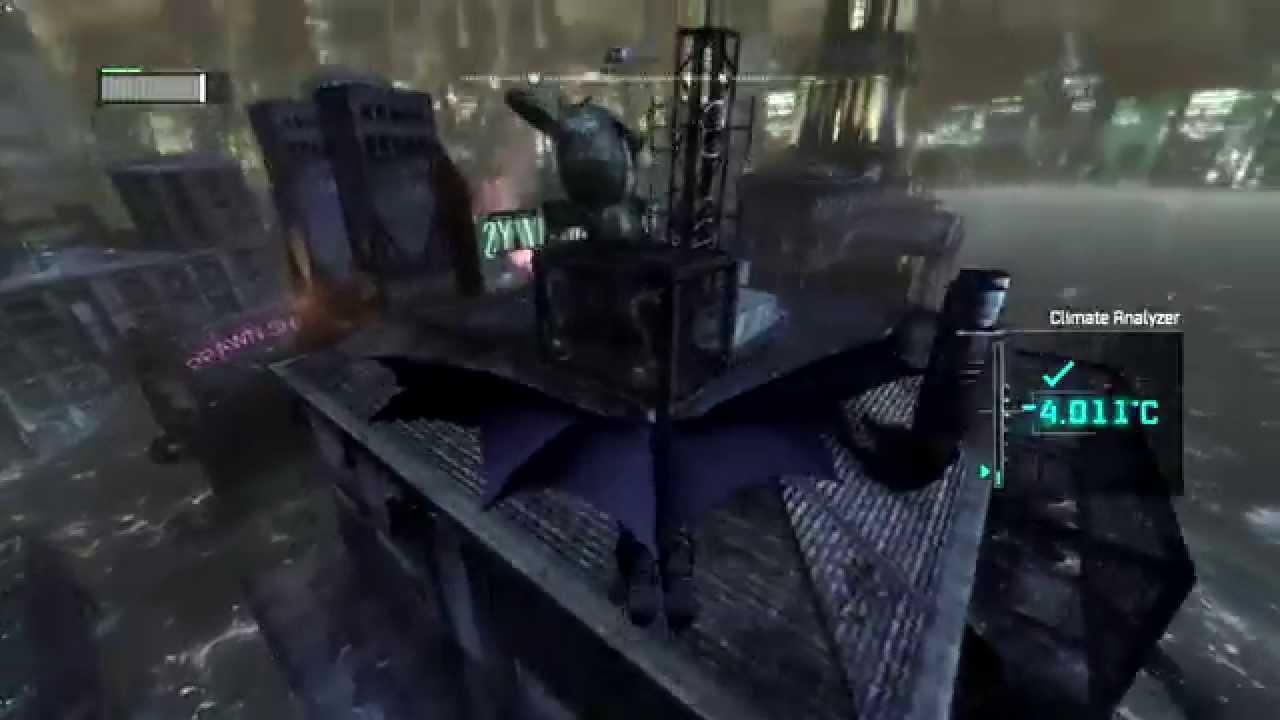 Batman Arkham City - Walkthrough Ep.10 Find Mr. Freeze at ...