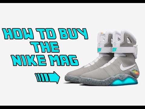 How to Buy the Nike Mag 2016 - What You Need To Know About the Power 3d02000d1