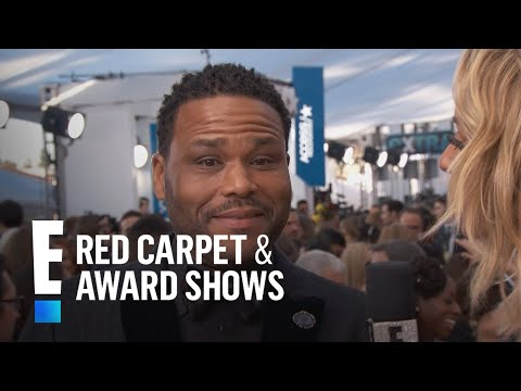 How Well Does Anthony Anderson Really Know Tracee Ellis Ross? | E! Live from the Red Carpet