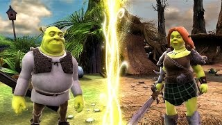 Shrek Forever After Gameplay part.3