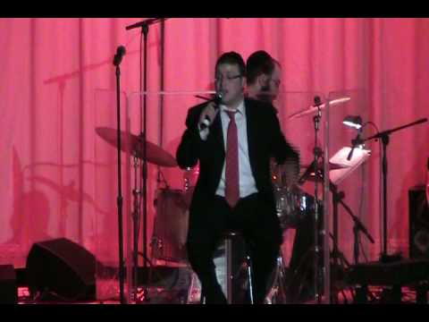 5 Baruch Levine Sings THE PIANO BOY At The Young Israel Of Manhattan Concert on February 6, 2010.mp4