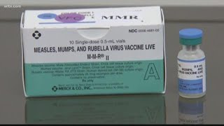 More measles cases confirmed in SC