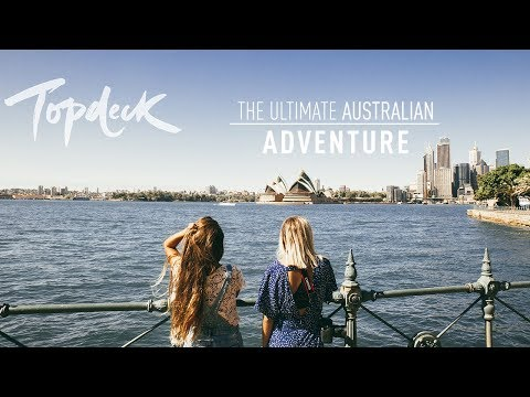 The Ultimate Australian Adventure | Topdeck Travel