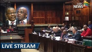 Eskom Inquiry -  (Zola Tsotsi faces grilling in parliament)