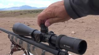 Vortex Viper HS LR Rifle Scope