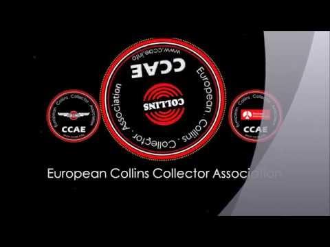 LA LOUVIERE 2016 - European Collins Collector Association
