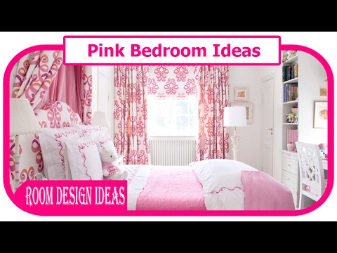 Lovely Pink Bedroom Ideas For