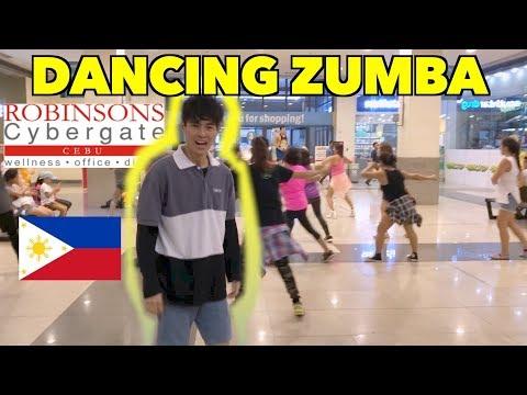 【CEBU VLOG】JAPANESE DANCING ZUMBA AT ROBINSONS MALL!!