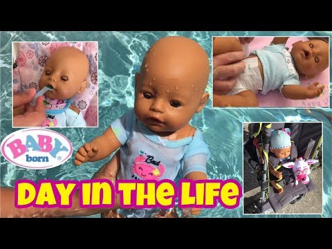 Luvabella Video Luvabella Baby Interactive Doll A Day I