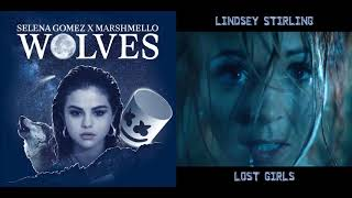 Lost with the Wolves (Mashup) - Selena Gomez & Lindsey Stirling