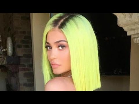 Kylie Jenner Rocks 'Highlighter' at Coachella -- See the New 'Do!