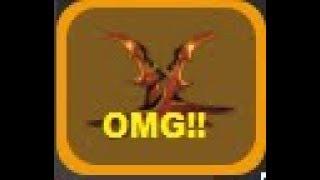 ROBLOX DUNGEON QUEST OMG!! DUAL PHOENIX DAGGERS DROP!!!!