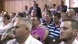 Spotkanie z rolnikami z terenów dotkniętych ASF