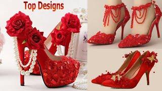 Beautiful Dulhan sandal design