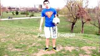 Freestyle Football Урок За Начинаещи (Bulgarian)