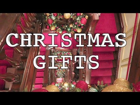 Shopping London Christmas Presents Gifts Fortnum & Mason
