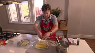 Gourmet 4-cheese Lasagna Recipe With Instant Curly Lasagna