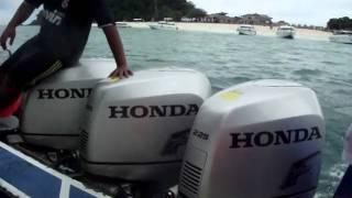 Speed Boat Phuket Thailand