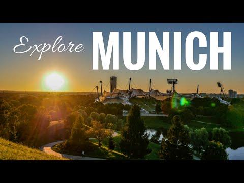 Munich/München city tour:
