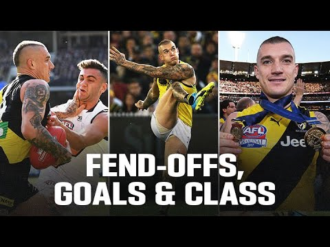 Download A decade of Dusty: Ten minutes of vintage Dustin Martin | 2020 | AFL