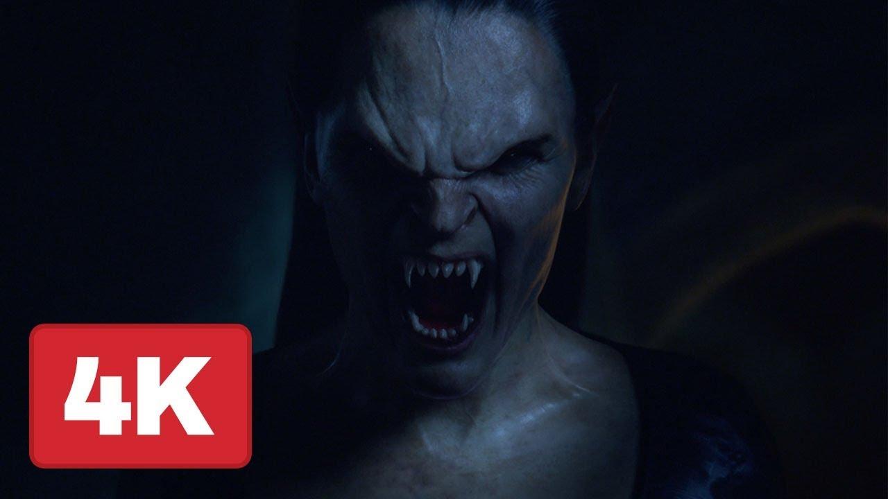 Neverwinter: Ravenloft Cinematic Trailer (4K)