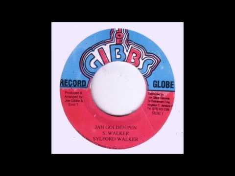 7'' Sylford Walker - Jah golden pen (& dub)