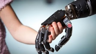 Researchers develop touch-sensitive prosthetic limbs