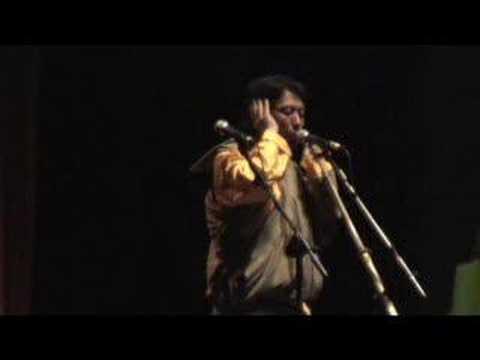 Tibetan Flutist Nawang Kechog shares a prayer for peace