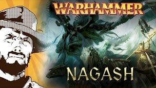 Обзор книги ''Nagash'' для Warhammer. Часть 1.