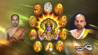 Dasavathara Stotram -Maalolakannan & N S Ranganathan- Desika Stotram