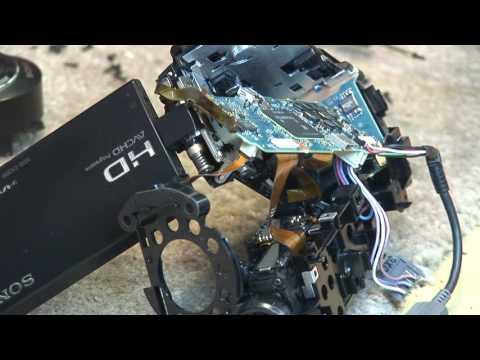 Sony HDR CX220 HDMI Port Repair
