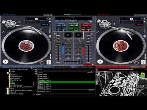 Flash Back - Rap das Antigas vol. 2 - DENON MC3000 - VIRTUAL DJ