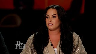 Demi Lovato's Advice to Fans After Revealing She Considered Suicide at 7 thumbnail