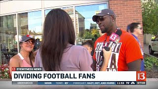 More fans react to anthem protest