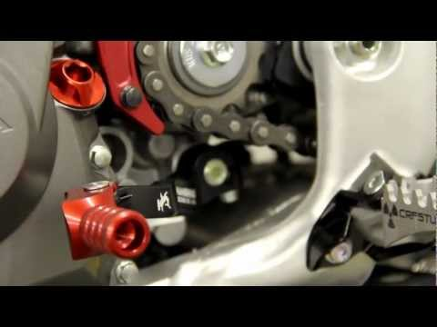 CRF STUFF 2013 Honda CRF 450R New Product Overview