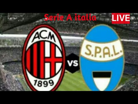 Live Streaming AC Milan VS SPAL