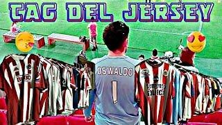 MI COLECCIÓN DE PLAYERAS DE CHIVAS | #TAGDELJERSEY