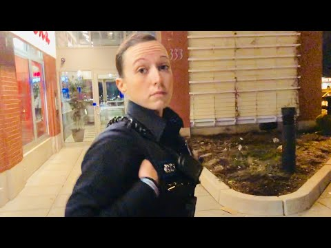 CAUGHT HER:  CRAZY police FAIL 1st amendment audit