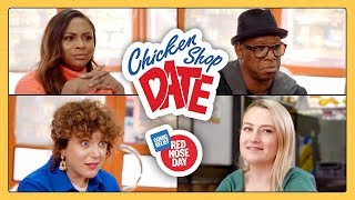 Chicken Shop Date Special with Ian Wright, Annie Mac, Samira Mighty and more | Comic Relief