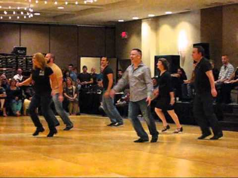 Banjo ~ Lynn Card (Runner-Up 2012 Windy City Choreography Competition)