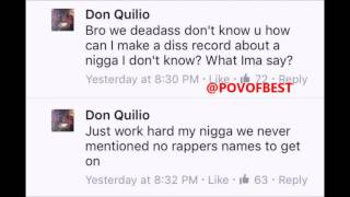 """Video Bobby Shmurda's Gs9 Brother Abillyon Disses ABoogie In New Song """"Bandit"""" Don Q Responds download MP3, 3GP, MP4, WEBM, AVI, FLV Agustus 2018"""